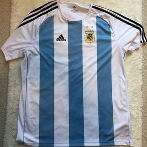 Adidas Argentina soccer Jersey